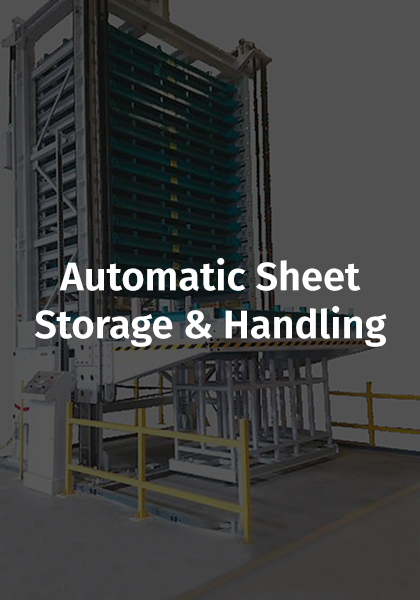 Automatic Sheet Solutions & Handling